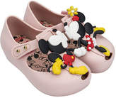 Mini Melissa Ultragirl Disney Twins III Mary Jane Flat, Toddler
