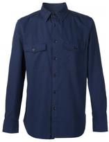 Rag & Bone chest patch pockets shirt