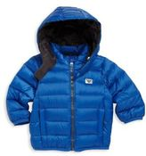 Armani Junior Baby's Hooded Down Jacket