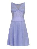 Nina Ricci Broderie-anglaise cotton dress