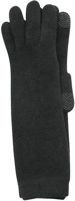 Portolano Long Cashmere Tech Gloves