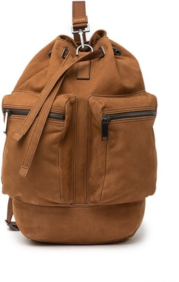 BOSS Chicago Leather Backpack