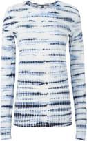 Proenza Schouler Tie-Dye Tissue T-Shirt