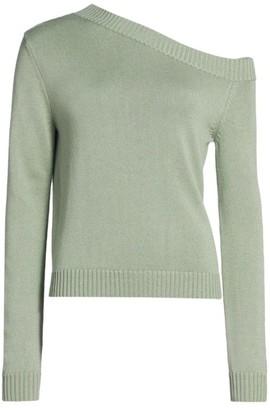 Rachel Comey Glissa Off-The-Shoulder Sweater