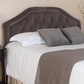 Asstd National Brand Samara Full/Queen Upholstered Tufted Headboard