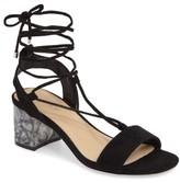 Topshop Women's Daisy Wrap Sandal