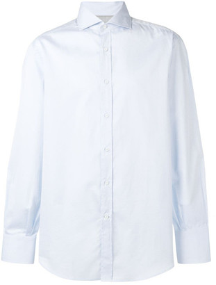 Brunello Cucinelli Cotton Shirt