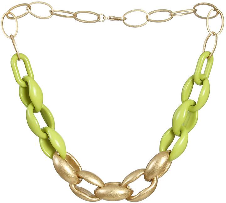 Arden B Color Pop Chain Necklace