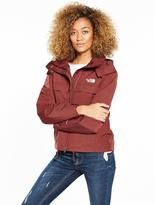 The North Face Cagoule Short Jacket - Dark Red