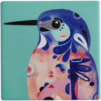 Maxwell & Williams Maxwell Williams x Pete Cromer Kingfisher Ceramic Coaster
