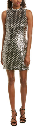 French Connection Sequin Mini Dress