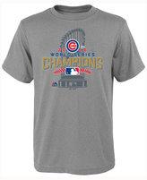 Majestic Boys' Chicago Cubs Champ Locker Room T-Shirt