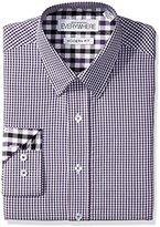 Nick Graham Men's Gingham Dress Shirt