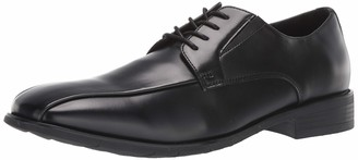 Kenneth Cole Reaction Men's Relay Flexible Bike Toe Lace Up Oxford