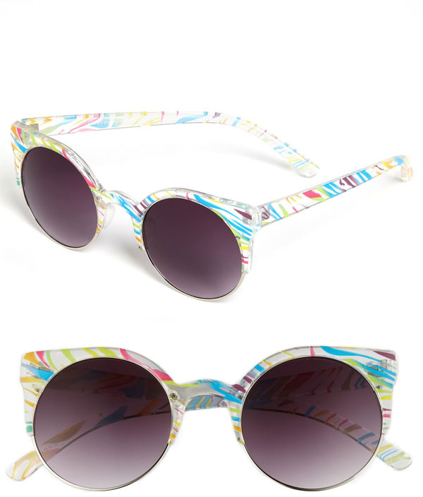 Quay Retro Sunglasses