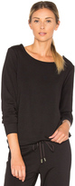 Beyond Yoga Cozy Fleece Bow Pullover