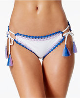 Becca Scenic Route Side-Tie Cheeky Hipster Bikini Bottoms Women's Swimsuit