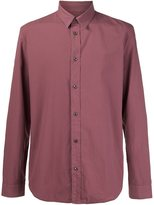 Maison Margiela classic long sleeve shirt - men - Cotton - 54