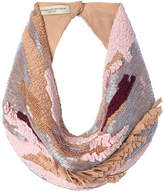 Mignonne Gavigan Ellery Beaded Scarf Necklace