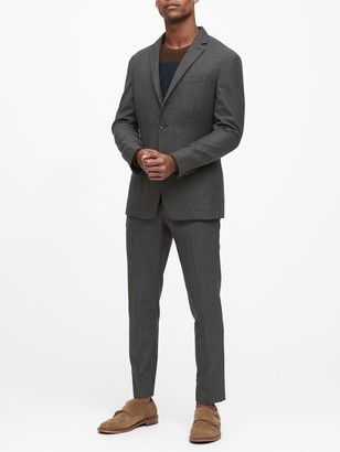 Banana Republic Slim Smart Weight Performance Suit Jacket