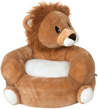 Trend Lab Children's Plush Lion Character Chair