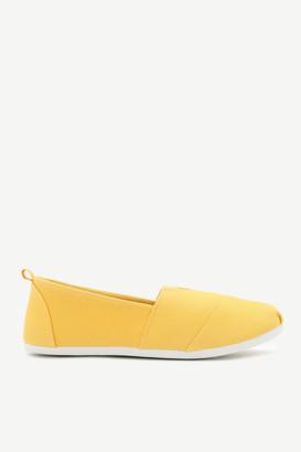 Ardene Canvas Slip-On Sneakers