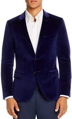 HUGO Arti Velvet Extra Slim Fit Jacket