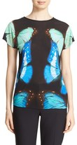 Ted Baker Women's 'Flutor - Butterfly Collective' Print Tee