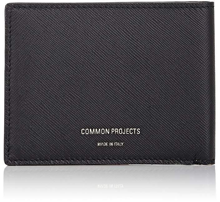 Common Projects Men's Contrast-Interior Slim Billfold