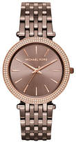 Michael Kors Analog Pretty Darci Two-Tone Bracelet Watch