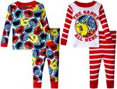 Sesame Street Seasame Street 4 Piece Set (Baby) - Multicolor - 18 Months