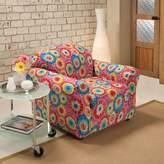 Andover Mills Box Cushion Armchair Slipcover