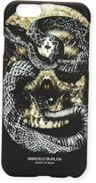 Marcelo Burlon County of Milan Bayo Skull & Snake iPhone® 6 Case, Black
