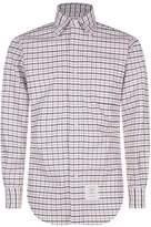 Thom Browne Tartan Oxford Shirt
