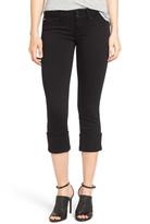 Hudson Ginny Cuff Crop Skinny Jean