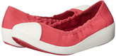 FitFlop F-Pop Ballerina CanvasTM