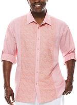 Steve Harvey Long-Sleeve Shirt - Big & Tall