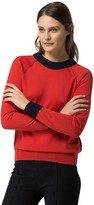 Tommy Hilfiger Wool Tipping Crewneck Sweater