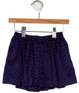 Ralph Lauren Girls' Printed A-Line Skirt