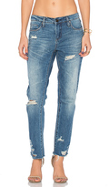Blank NYC BLANKNYC Distressed Boyfriend. - size 24 (also in )
