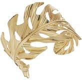 Lilly Pulitzer Leaf Me Alone Cuff Bracelet