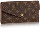 Louis Vuitton classic old flower V wallet