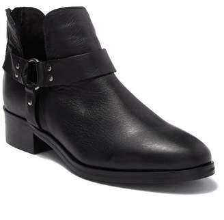 Zigi Artisan Garnie Leather Block Heel Boot