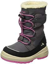 Viking Unisex Kids' Totak Snow Boots Purple Size: