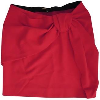 Maje Spring Summer 2020 Pink Skirt for Women