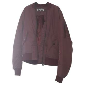 Urban Outfitters Burgundy Jacket for Women