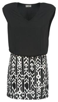 Betty London EMAJINE women's Dress in Black