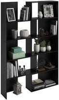 Altra Transform Black Expandable Bookshelf