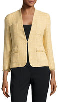 Weekend Max Mara Anny Cropped Tweed Jacket