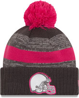 New Era Cleveland Browns BCA Sport Knit Hat
